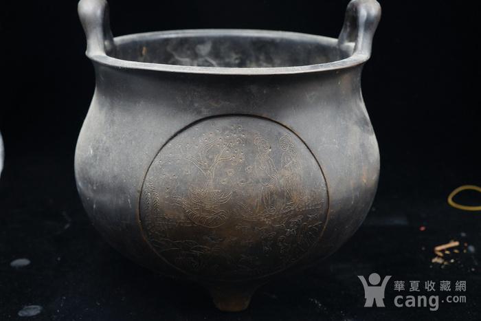 日本古美术店里最好的中国炉图1