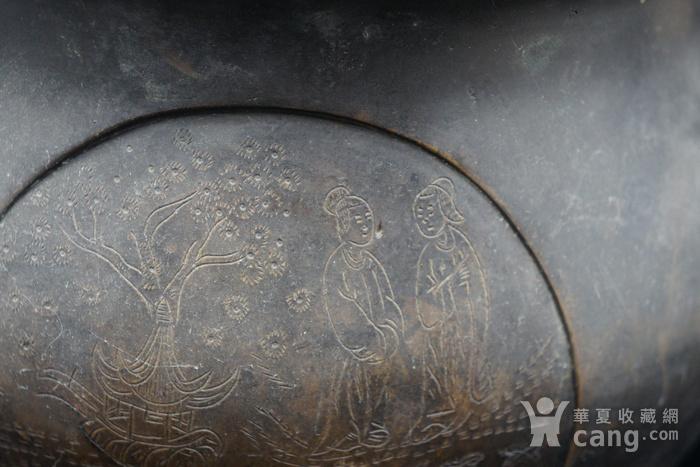 日本古美术店里最好的中国炉图2