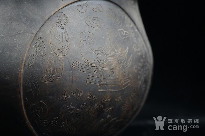 日本古美术店里最好的中国炉图5
