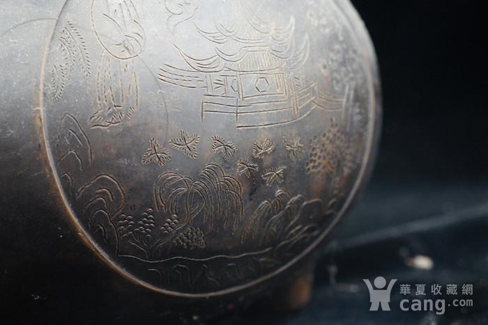 日本古美术店里最好的中国炉图6