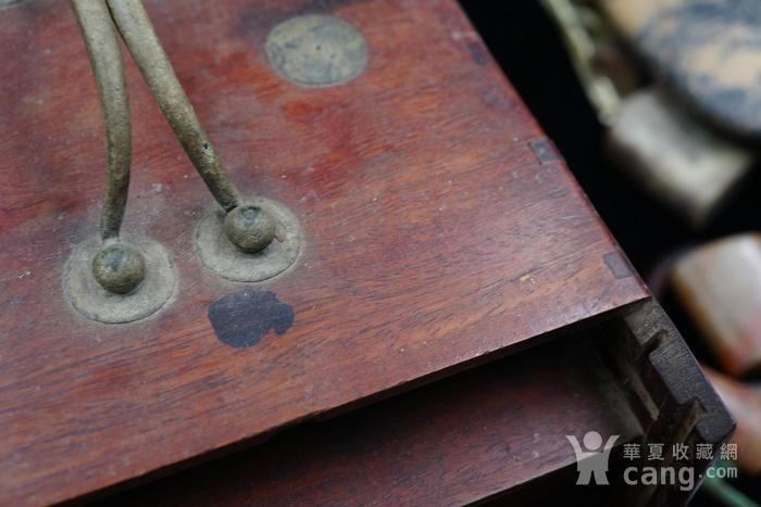 日本古美术店里的中国花梨木嫁妆图3