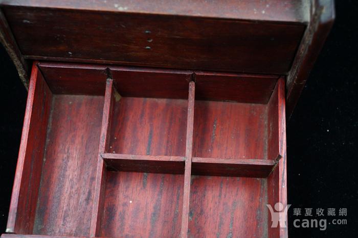 日本古美术店里的中国花梨木嫁妆图6