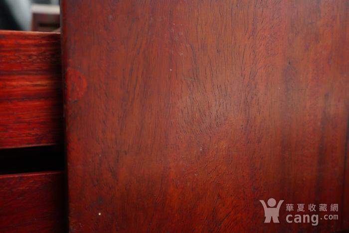 日本古美术店里的中国花梨木嫁妆图8