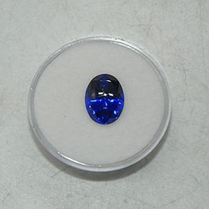 4.5克拉蓝水晶戒面