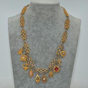 52.6克日本金属装饰项链