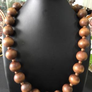 8044欧洲老木珠串