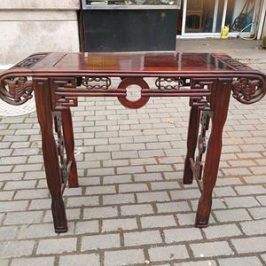 红酸枝琴桌