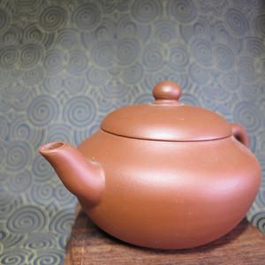 90年代红泥紫砂壶