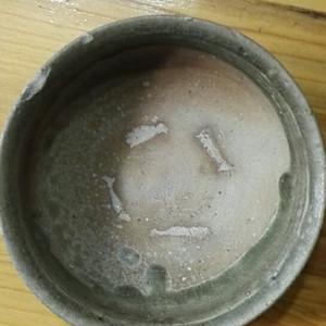 单色釉瓷盘