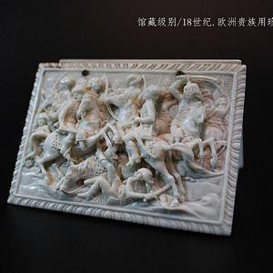 馆藏 18世纪欧洲珍贵鼻烟盒
