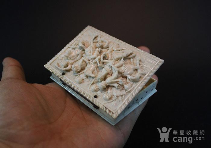 馆藏 18世纪欧洲珍贵鼻烟盒图4