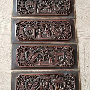 工艺精美楠木雕刻板