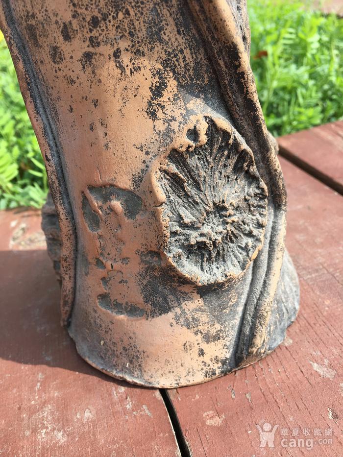树桩型陶艺摆件图6