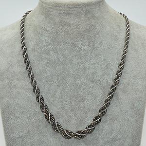 日本金属装饰项链