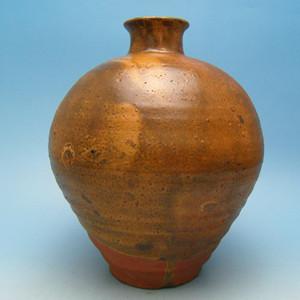 140.唐 茶叶末釉梅瓶