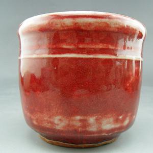 151.清代 郎窑红香炉
