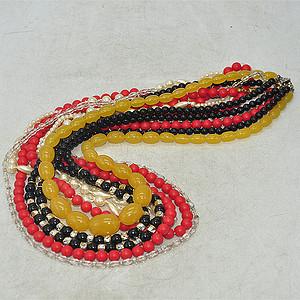 日本装饰项链五条220克