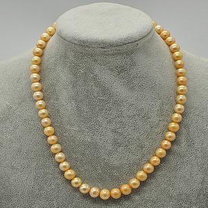 37.6克珍珠项链