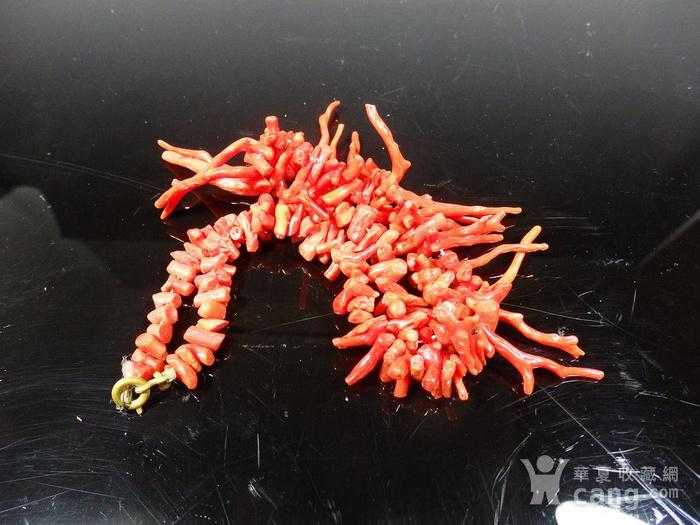 清代珊瑚项链图2