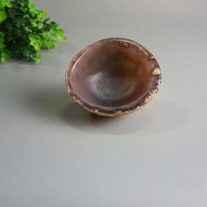 原石随形玛瑙杯