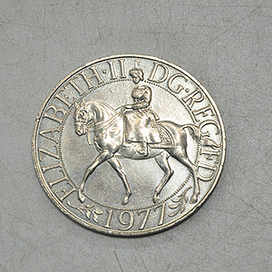 1977年英国伊丽莎白二世纪念章