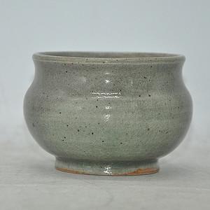 灰釉小瓷罐