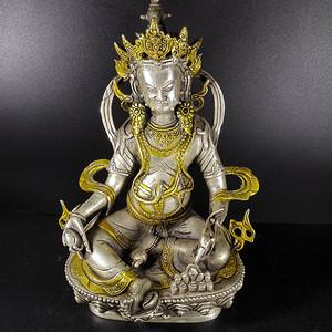 白铜藏传佛