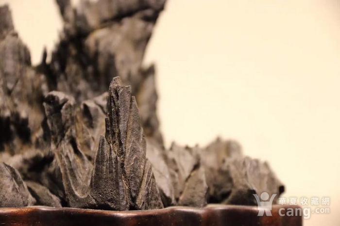 灵璧石纹石山子图4