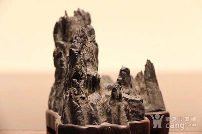灵璧石纹石山子图5