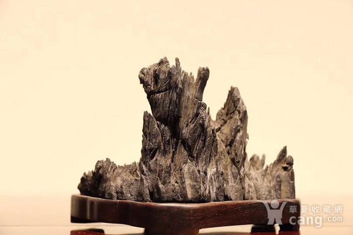 灵璧石纹石山子图6