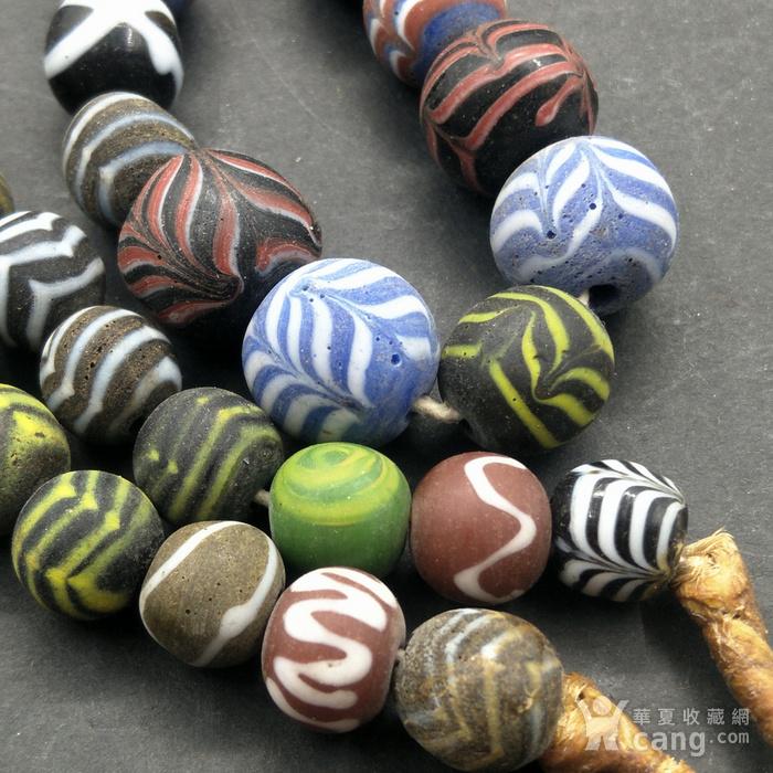 精品老琉璃珠子图2