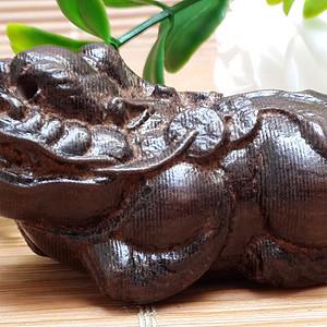 10 越南红土沉香貔貅把件