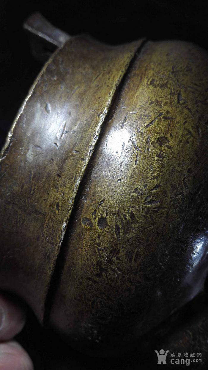 极品铜香炉图4