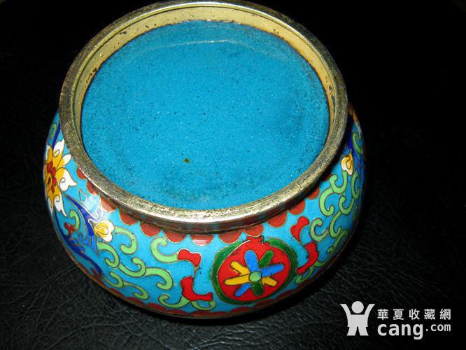 民国景泰蓝盒子图4
