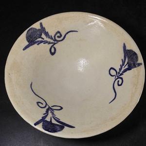 早期青花碗