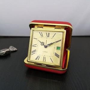 金牌 德国便携式机械小闹钟 旅行闹钟 2 Jewels