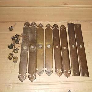 4对老铜件