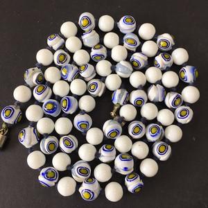 8068欧洲琉璃珠串