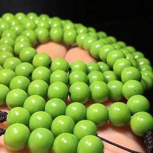 松石佛珠手链