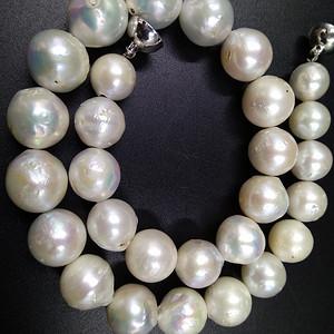 老珍珠王项链