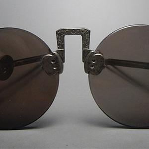 水晶玻璃太阳镜