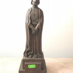 5102 欧洲木雕 耶稣像
