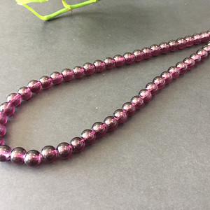 8144欧洲回流紫水晶珠串
