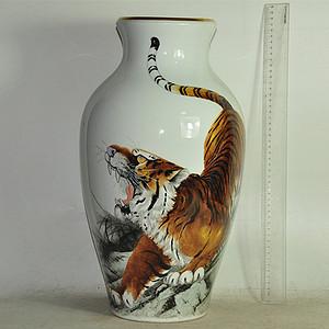 日本惇邦款瓷瓶
