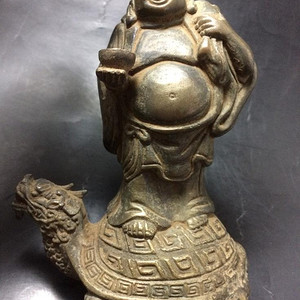 民国老佛像,葫芦岛之宝