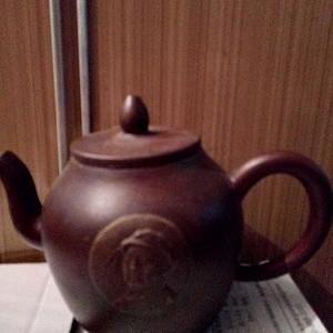 徐汉棠大师毛主席像紫砂壶
