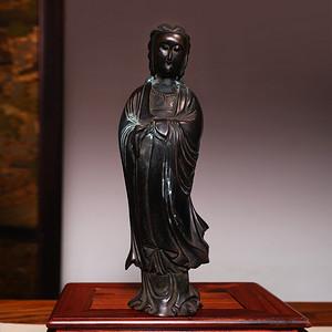 明菩萨铜像 NA332