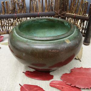 清炝金铜香炉