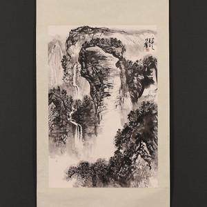 李明辉,山水