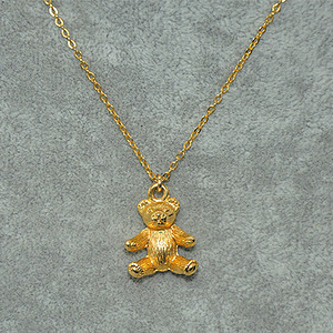 5.5克日本金属装饰项链